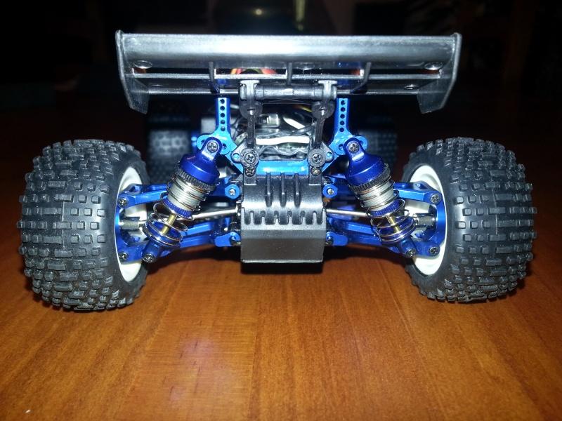 Projet Losi 1/24: Micro Truggy Xtrem ! 20140118