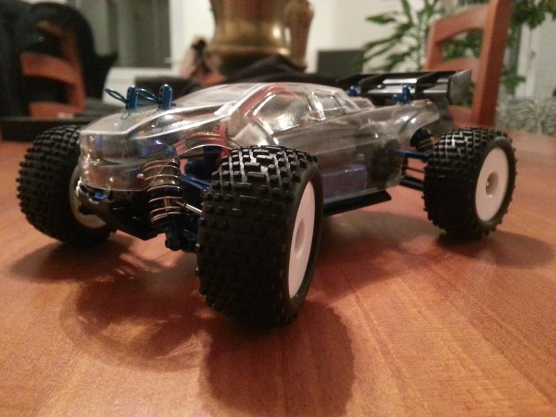 Projet Losi 1/24: Micro Truggy Xtrem ! 20140121