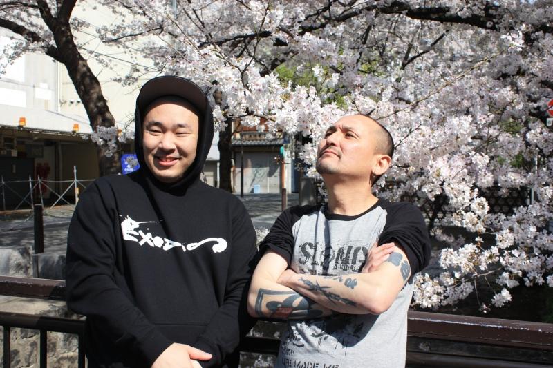 Shinji Takeyama de retour au pays ! Img_1813