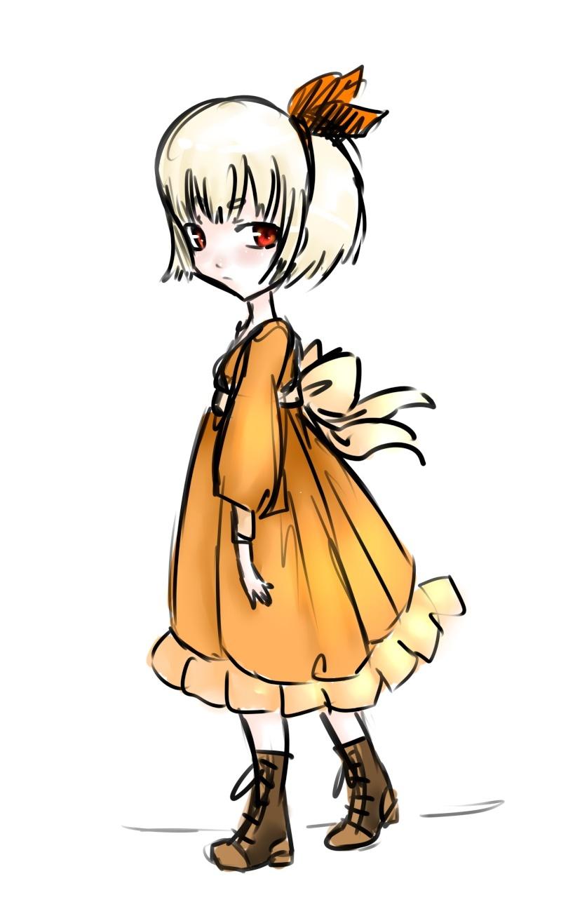 Suzuka Katreaper - l'Albinos Little11
