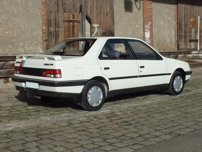 [Peugeot 405GL -28] Peugeot 405 GL 1.6 carbu 10112610