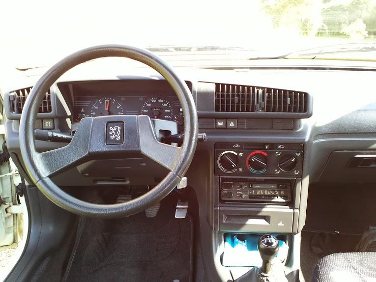 [Peugeot 405GL -28] Peugeot 405 GL 1.6 carbu Img_2316