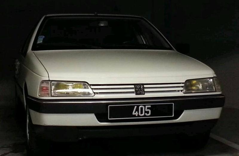 [Peugeot 405GL -28] Peugeot 405 GL 1.6 carbu Img_2317