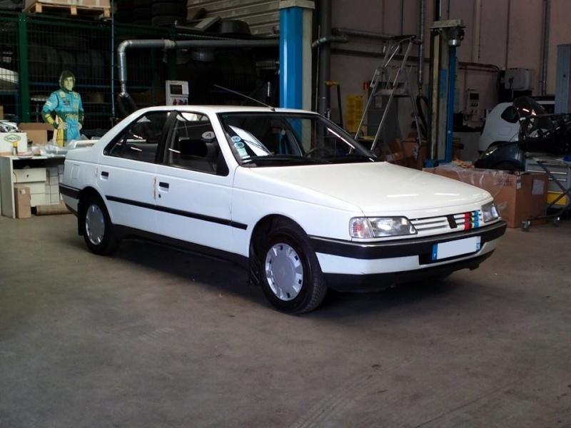 [Peugeot 405GL -28] Peugeot 405 GL 1.6 carbu Img_2414