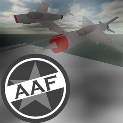 Anderslavian air force Aaf12