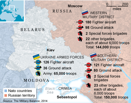 Russia moving in on the Ukraine Russia10