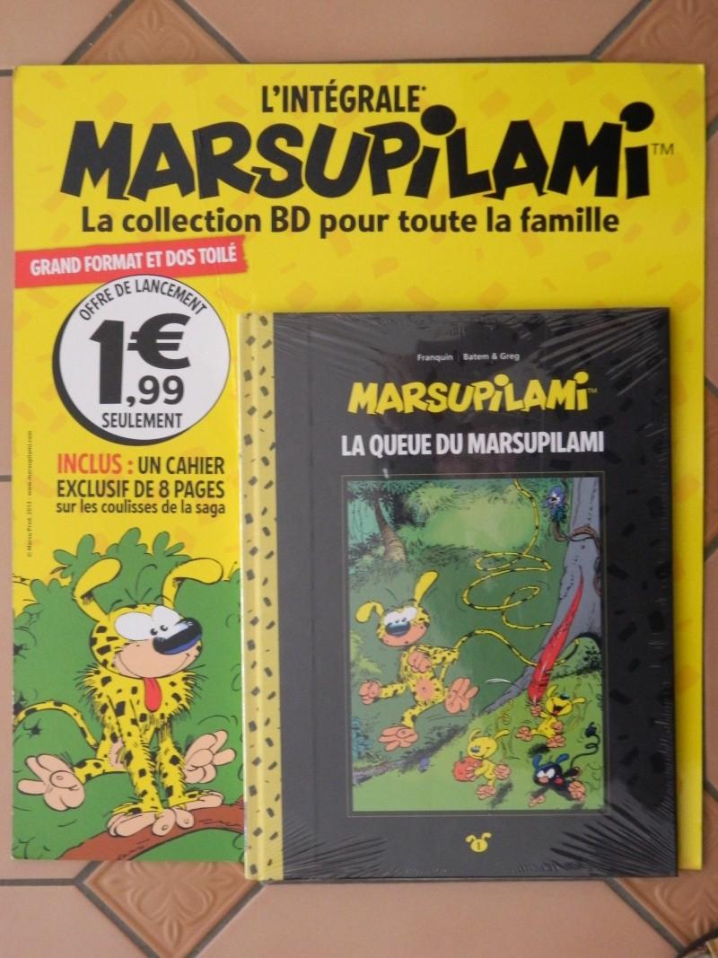 Collection Intégrale des BD de Marsupilami - Grand Format et Dos Toilé Dscn1113