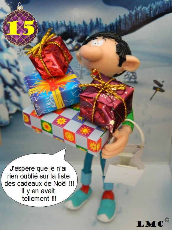 Calendrier de l'avent Spécial Le Monde Collectionne ! - Page 2 Gaston10