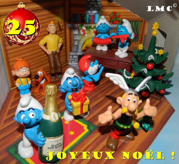 Calendrier de l'avent Spécial Le Monde Collectionne ! - Page 3 Joyeux10