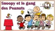 Snoopy et le gang des Peanuts