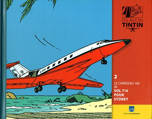 Collection d'avion Tintin - Hachette Collection Parabd11