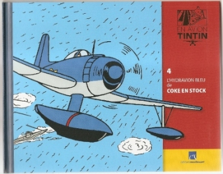 Collection d'avion Tintin - Hachette Collection Parabd18