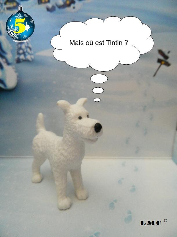 Calendrier de l'avent Spécial Le Monde Collectionne ! Tintin10