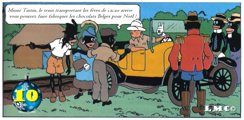 Calendrier de l'avent Spécial Le Monde Collectionne ! - Page 2 Tintin13