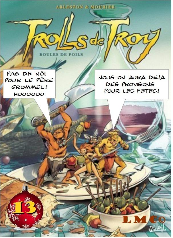 Calendrier de l'avent Spécial Le Monde Collectionne ! - Page 2 Trolls11