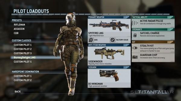 TitanFall Update Loadou14