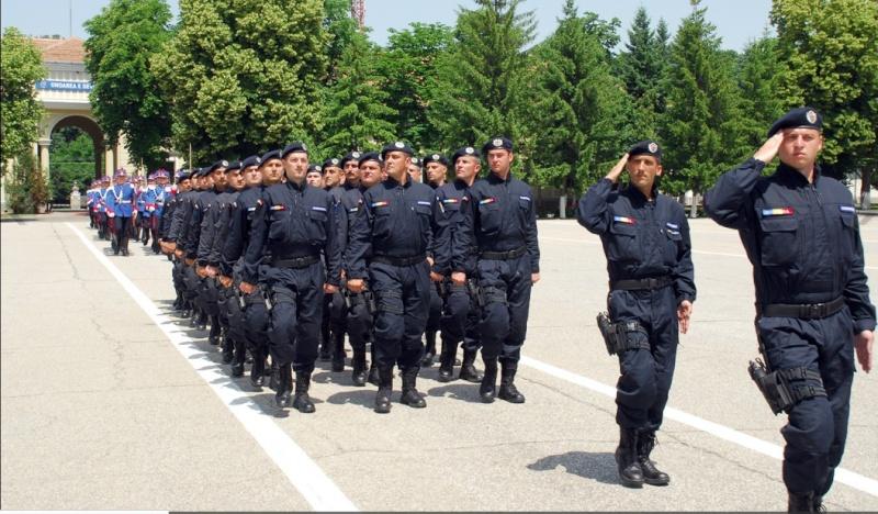 La Roumanie, plus qu'une armée, un melting pot ... Jandar11