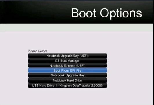 logo personnalisé boot Hp probook Bootop10