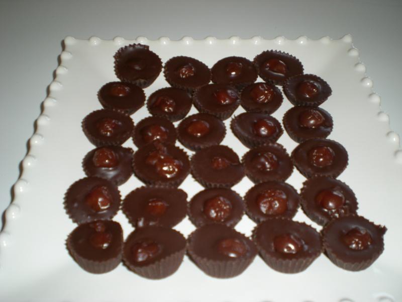 friandises chocolatées pour les fêtes de fin d'année 16121310