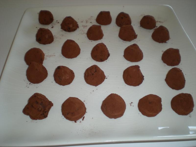 friandises chocolatées pour les fêtes de fin d'année 16121311