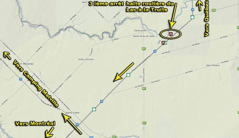 Parade où Convois En route vers le rassemblement du Camping Melville mai 2014 (préparatifs) 3_iame10