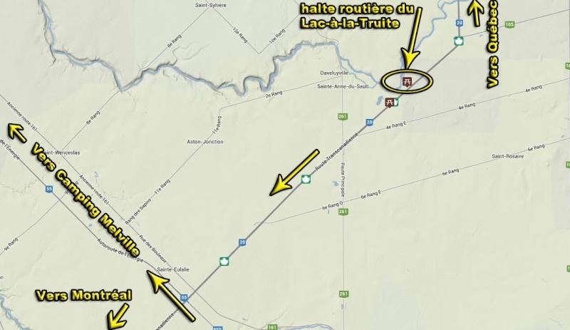 Parade où Convois En route vers le rassemblement du Camping Melville mai 2014 (préparatifs) Captur19