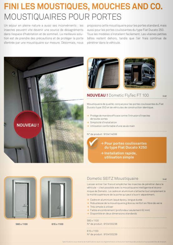 Porte moustiquaire - Page 2 Flytec10