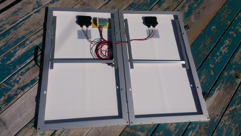 Mon kit de panneaux solaires - Page 4 Imag0624