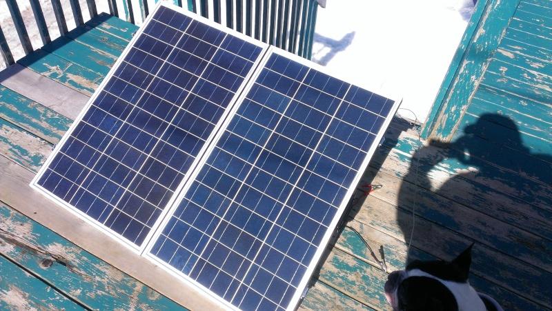 Mon kit de panneaux solaires - Page 4 Imag0627