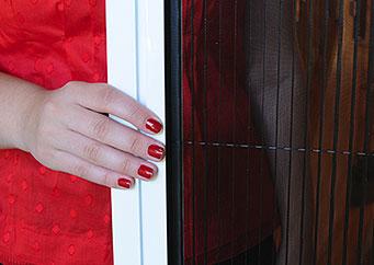 Porte moustiquaire - Page 2 Pleate10