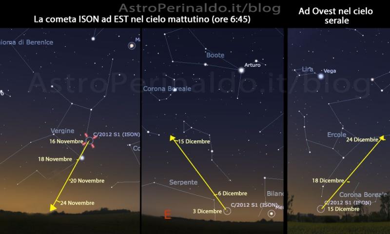 Il topic astronomico... Cometa11