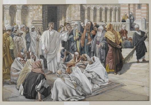 Méditation du jour et les Textes, commentaires (audio,vidéo) - Page 17 Jesus-13