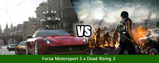 Disputa de Jogos #7 - Forza Motorsport 5 x Dead Rising 3 (GRANDE FINAL) Disput16