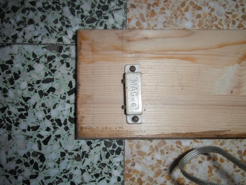 perçage dans support métalique Photo_14