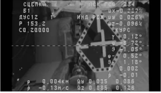 Lancement & fin de mission Progress M-22M  Capt_h13