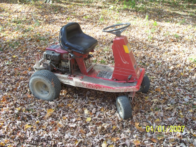 lets see your grass cutter! Lawnch10