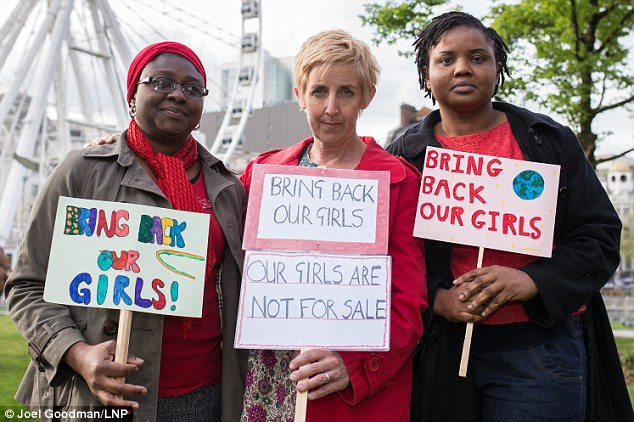 Very importantant petition to sign to raise awareness of the 276 Kidnapped Nigerian schoolgirls  Aaaa110