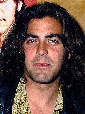 Fun In-Style George Clooney Then and Now Alt110