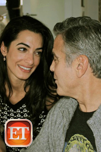 George and Amal picture few month ago? Amal10