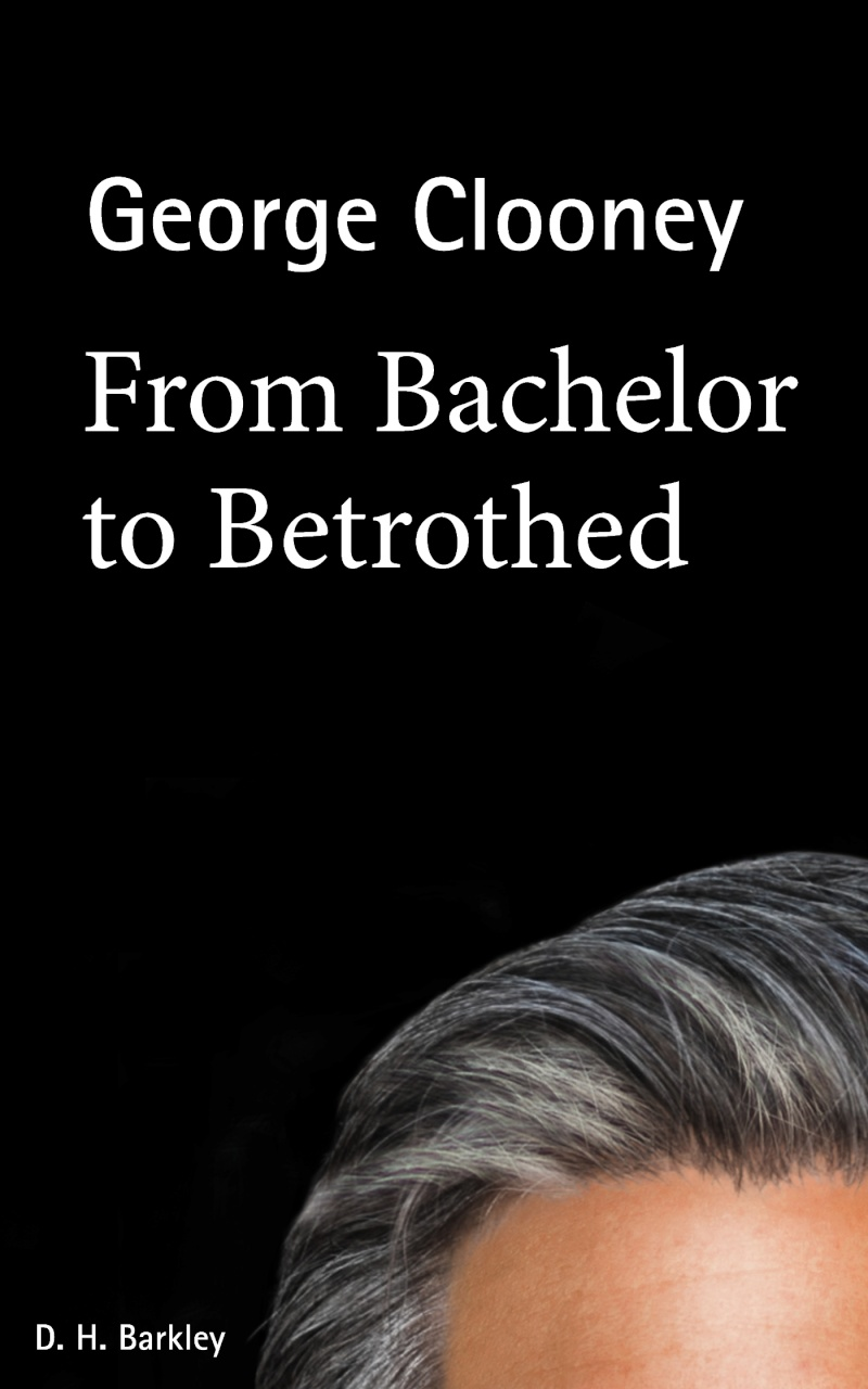 "New book: ""George Clooney & Single"" Bach10"