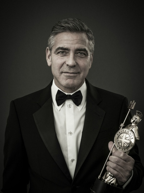 George Clooney Tapped for BAFTA L.A.'s Brittania Award 2013 - Page 4 Bafta10