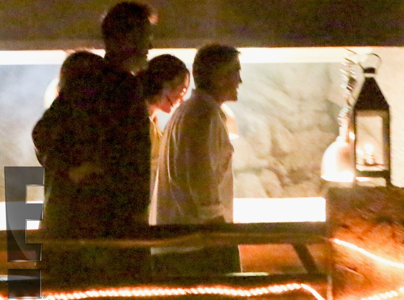 George Clooney and Amal Alamuddin in Cabo: Inside Their First Vacation as an Engaged Couple - New Sighting Cabo710