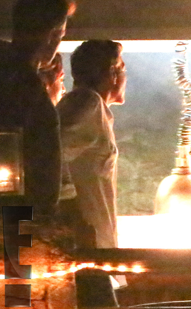George Clooney and Amal Alamuddin in Cabo: Inside Their First Vacation as an Engaged Couple - New Sighting Cabo810