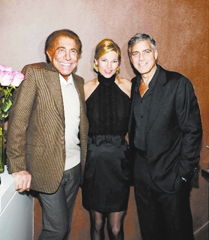 New Sighting - George Clooney Casamigos Function Las Vegas (the Venetian) April 9 2014 - Page 2 Cloone10