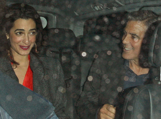 George Clooney's Mystery Woman Revealed: 5 Things to Know Amal Alamuddin G10
