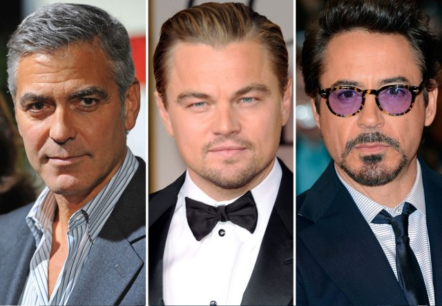 Hollywood Feuds Are Having a Moment, Thanks to Clooney, DiCaprio, and Downey Jr. Gg13