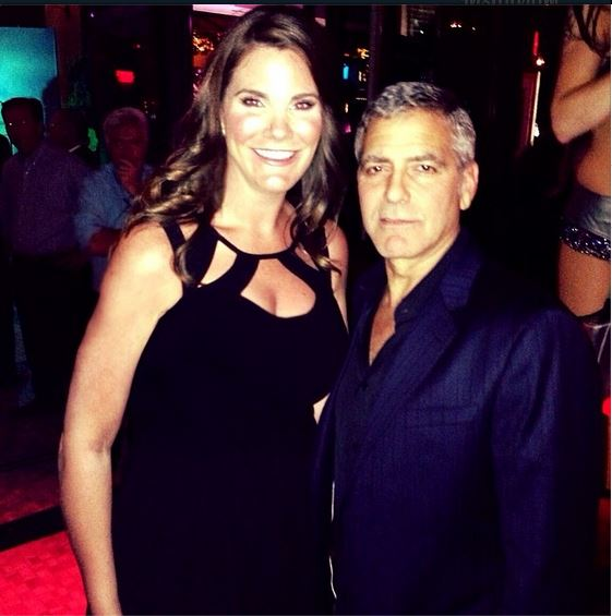 New Sighting - George Clooney Casamigos Function Las Vegas (the Venetian) April 9 2014 - Page 2 Ggg18