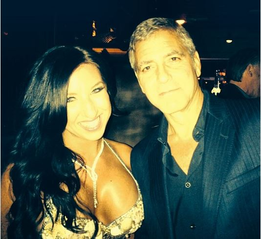 New Sighting - George Clooney Casamigos Function Las Vegas (the Venetian) April 9 2014 Gggg13