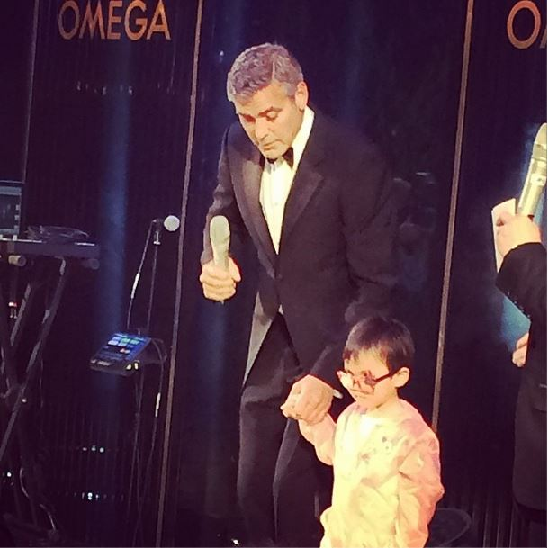 George Clooney expected in Shanghai on 16 May 2014 for Omega celebration - Page 2 Kind10