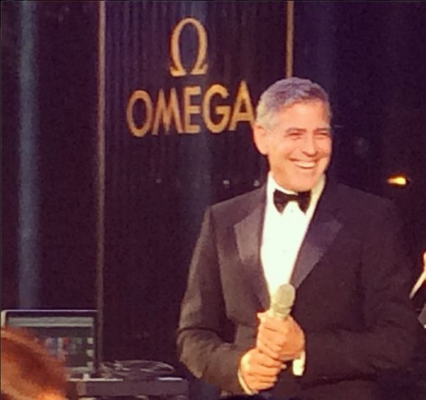 George Clooney expected in Shanghai on 16 May 2014 for Omega celebration - Page 3 Lachen10